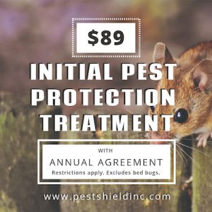Pest Protection Coupon